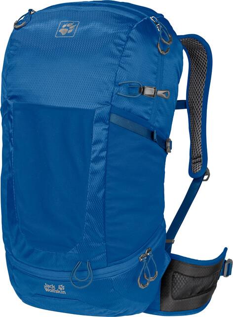 Jack Wolfskin Kingston 30 Pack electric blue
